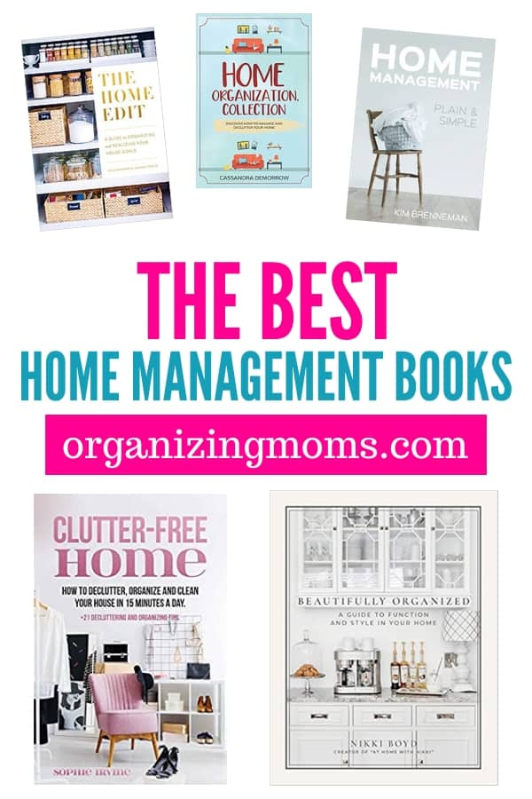 home management books