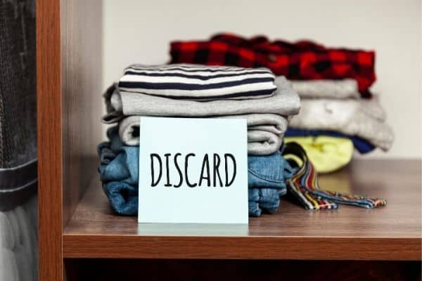 how to declutter
