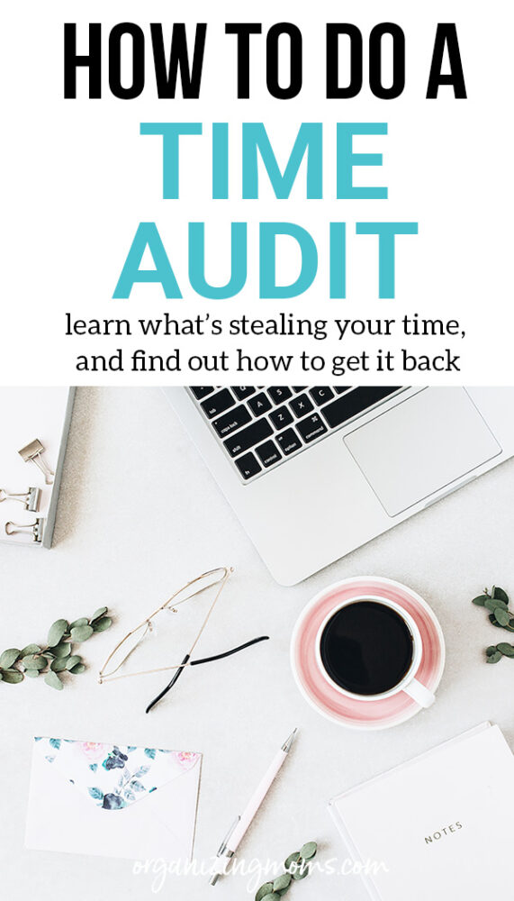how to do a time audit