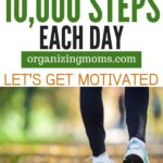 How to Get 10,000 Steps Each Day into Your Exercise
