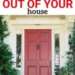 how to keep the clutter out of your house