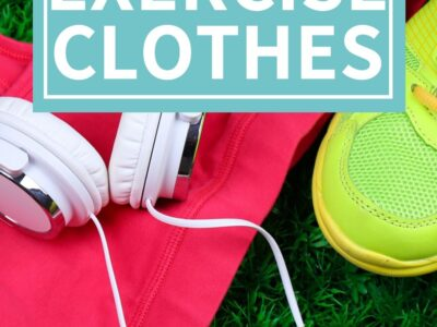 how to organize exercise clothes organizingmoms