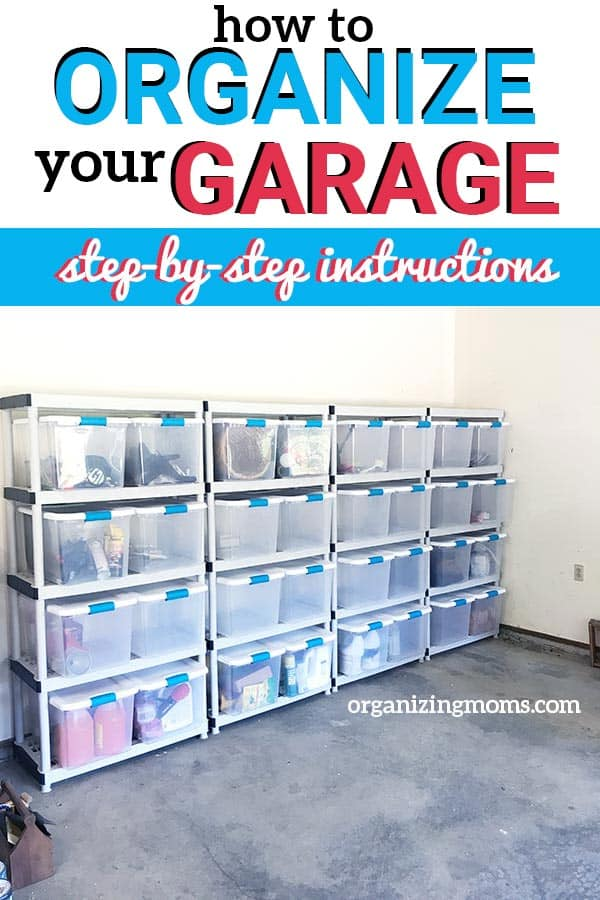 Organize Your Garage Ideas