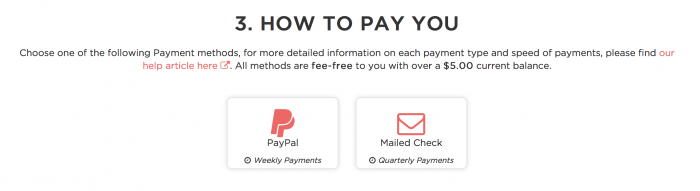 how to pay you