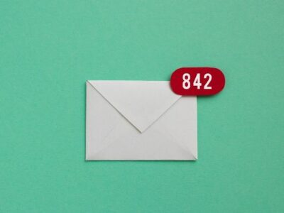 how to reduce the number of emails in your inbox