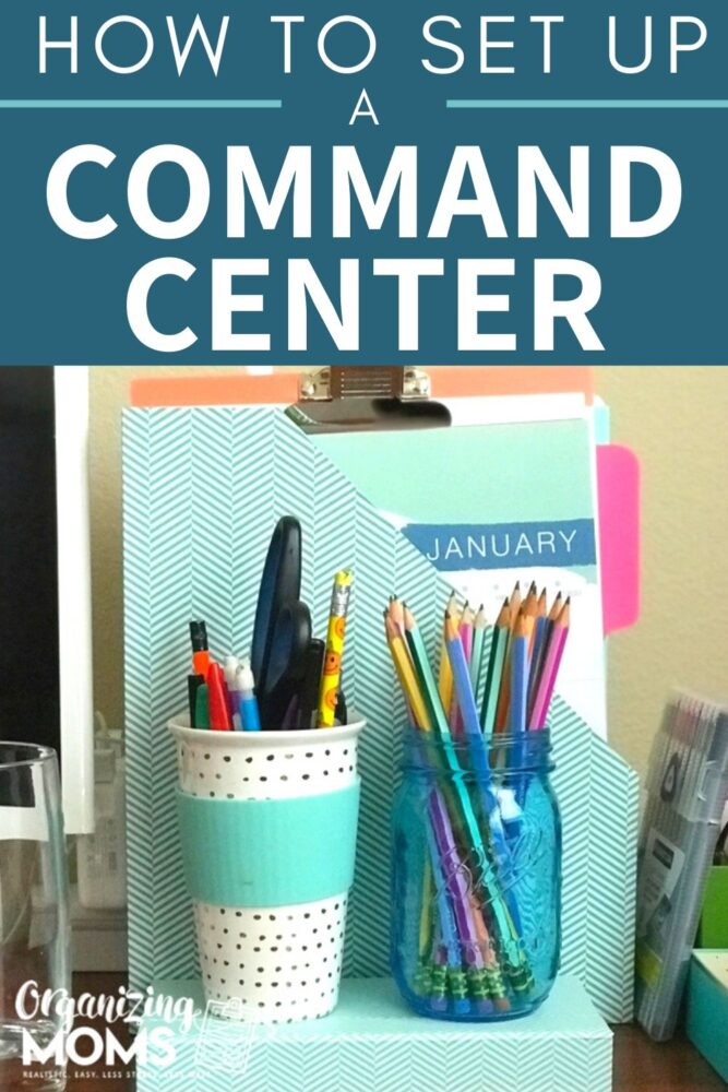 how to set up a command central command center