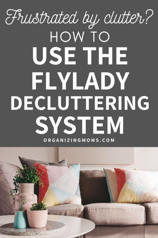 flylady declutter