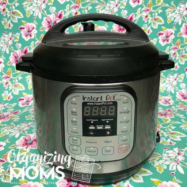 Use your instant pot to make cooking dinner easier. Pressure cookers are like an extra set of hands in the kitchen!