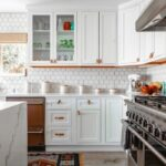 kitchen organization clutter free counter