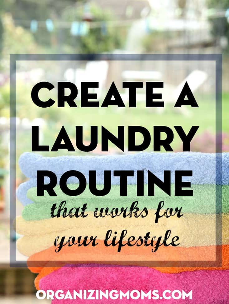 Create a Laundry Routine