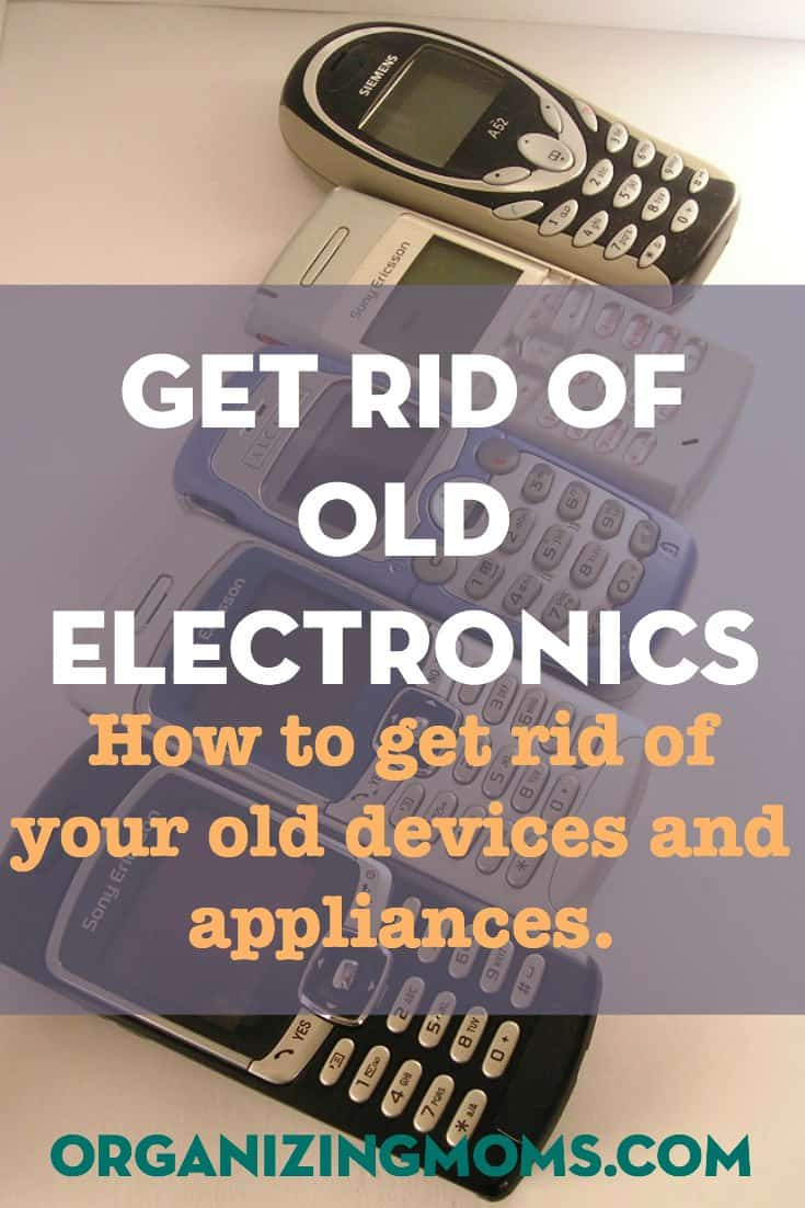 Decluttering Electronics