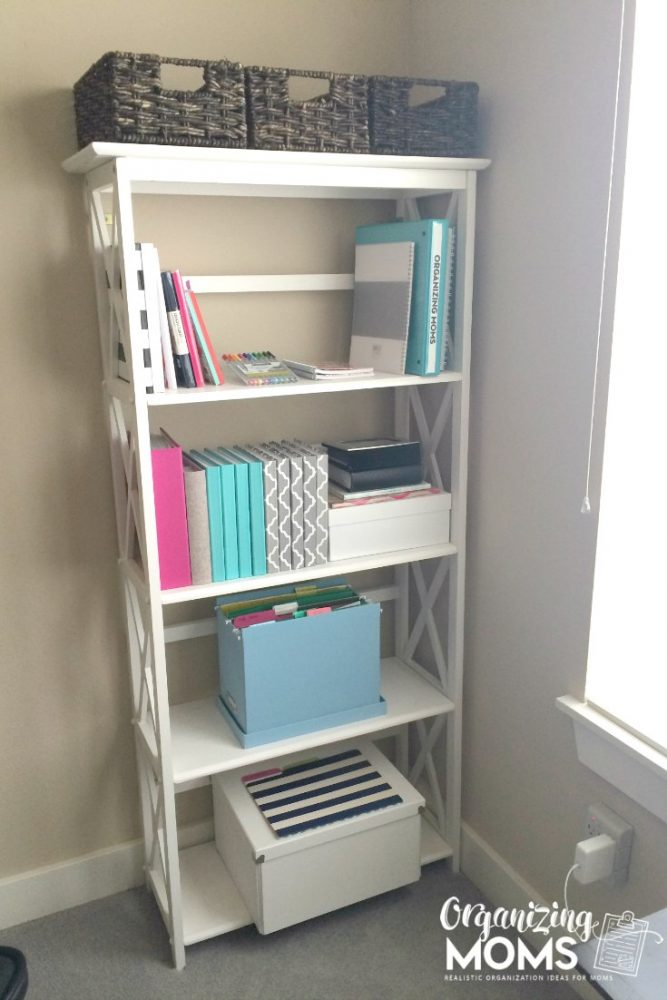 Perfect Tips And Tricks For Organizing Your Office Using Stuff You Already Have.  Create Your Own