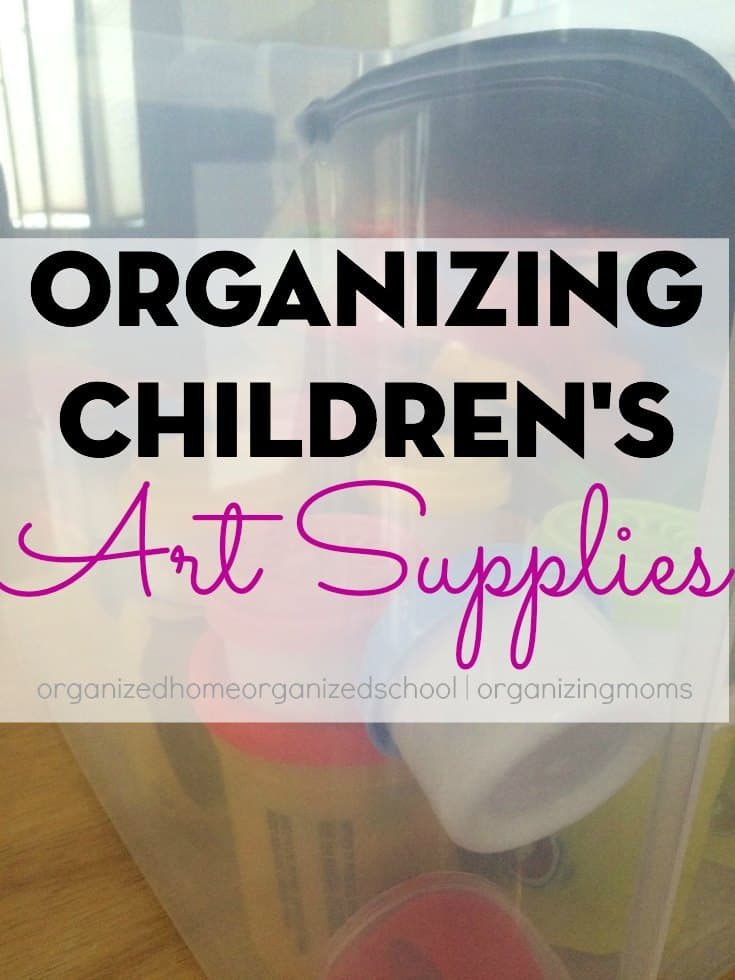 organizing-art-supplies