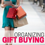 I was totally stressed out about doing Christmas shopping until I read this. Great tips for simplifying gift giving and getting it all done.