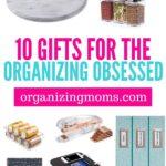 organizing gifts
