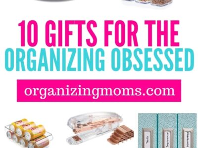 organizing gifts