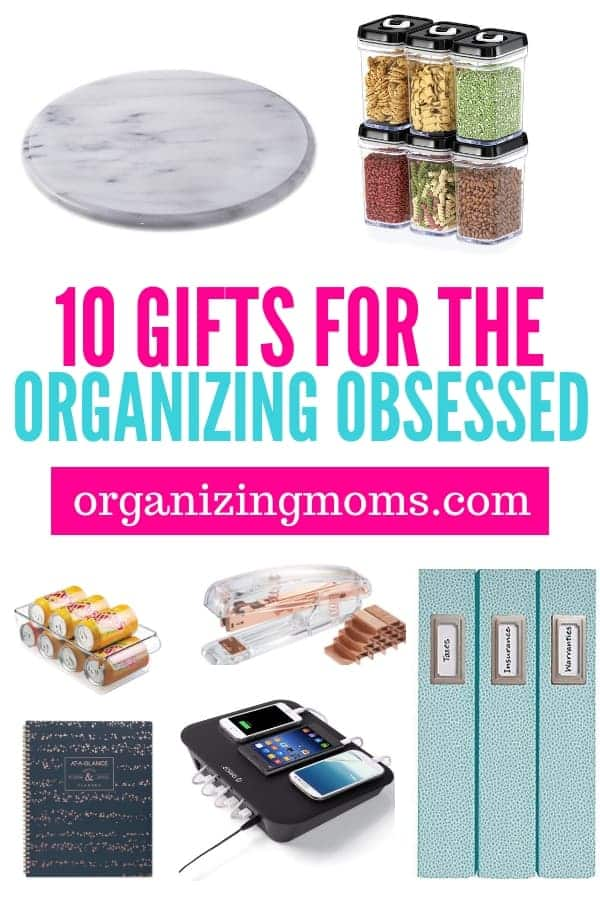 gift ideas for organized people