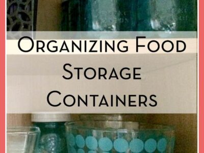 organizing food storage containers Archives Organizing Moms