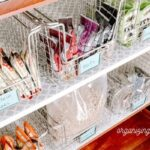 pantry organization baskets