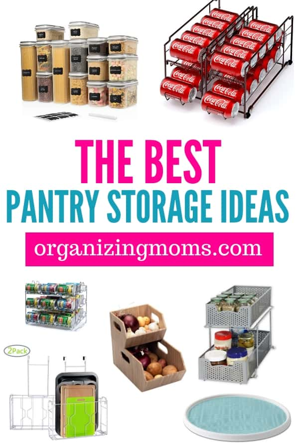 best pantry storage ideas