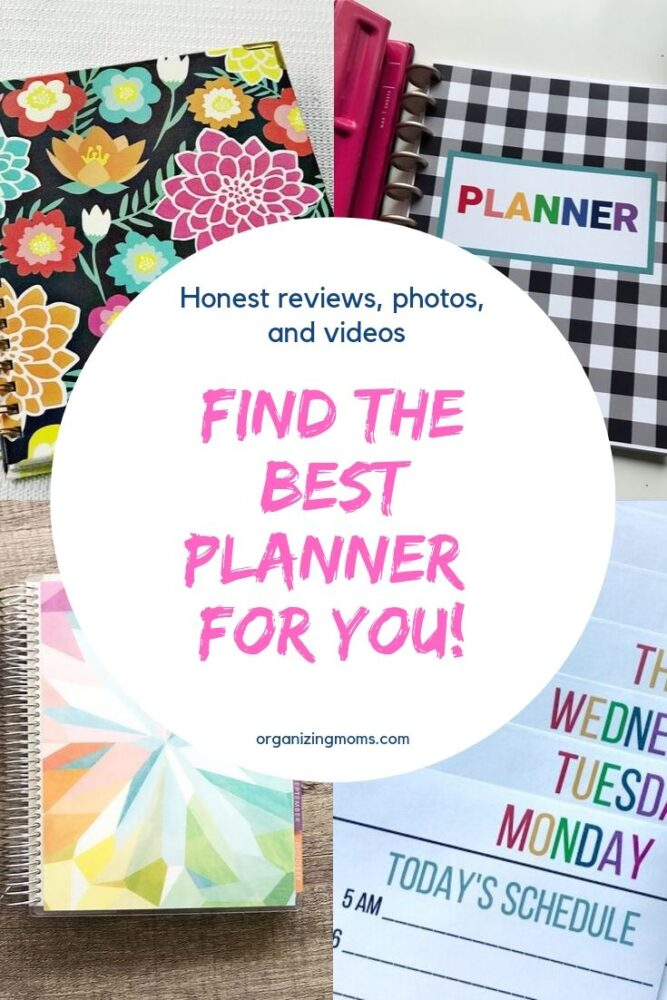 planner reviews