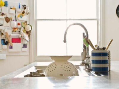 shine your kitchen sink