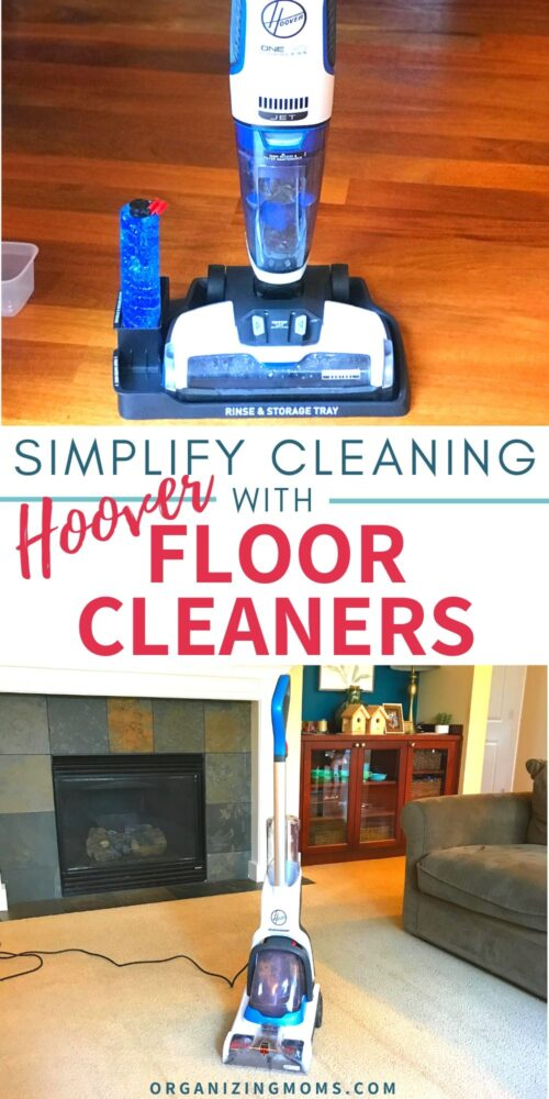 simplify cleaning with hoover floor cleaners