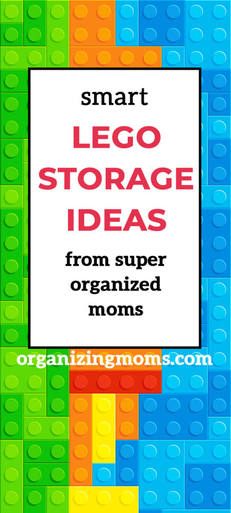 smart lego storage ideas