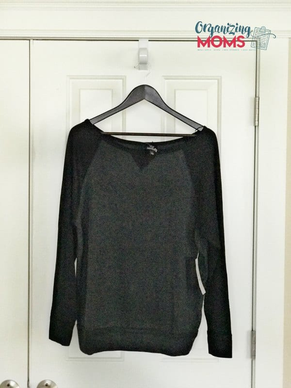 Telling it all about what it's like to use Stitch Fix. The Landy Raglan knit top was one of my favorites!