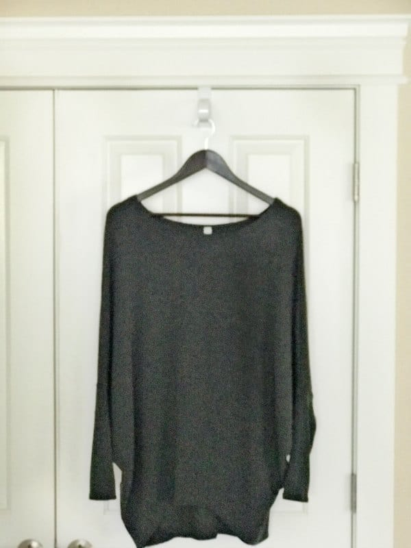 A Stitch Fix favorite - the Reid French Terry Knit Top. Comfortable yet dressy.