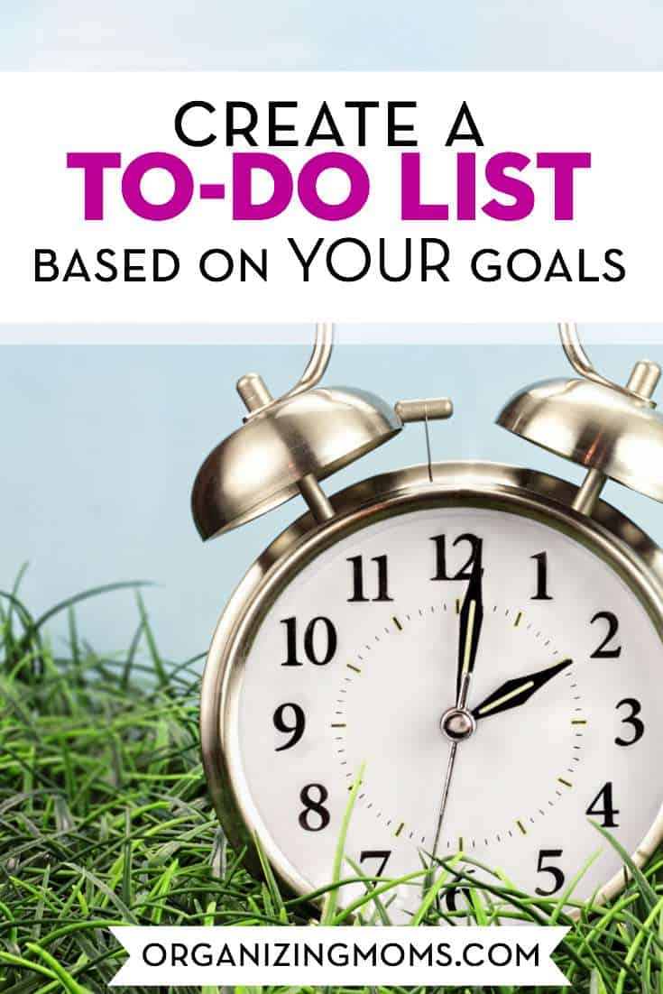 A great resource for anyone who feels like their to do list is out-of-line with their own priorities. Tips and resources for simplifying your to do list.