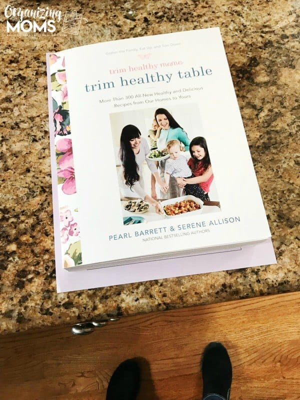 trim healthy table cookbook