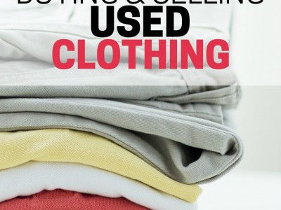 Buying and selling used clothing can be a great way to save money. Read about how buying and selling used clothes can benefit you and your family.