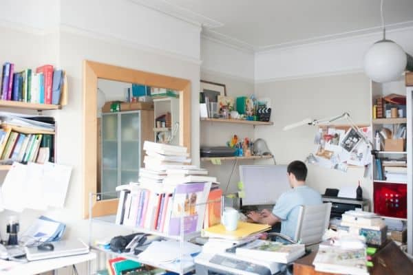 what clutter does to your brain