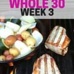 A week of meal ideas for the Whole 30. These are the meals I plan to eat during week 3 of the program. Starting to see results!